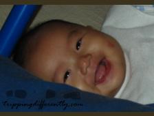 Tobias at 5 months