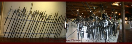 These are just a couple of shots to show the amazing collection the museum has.