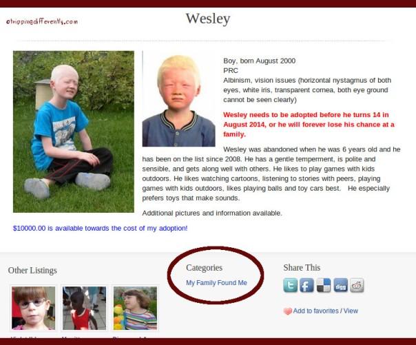 wesleyhasafamily20140326