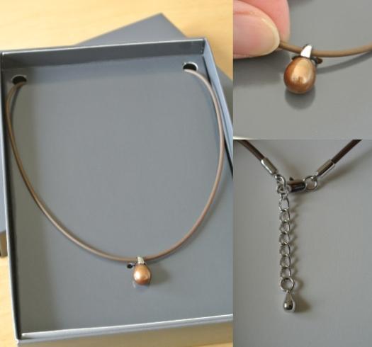 pearlnecklaceBrown