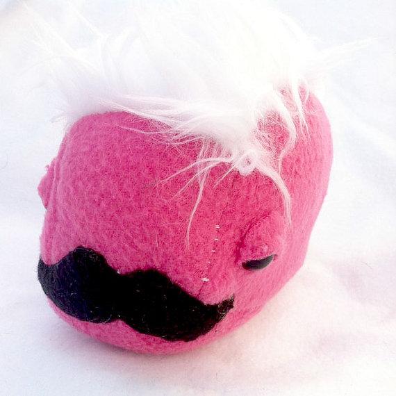 mustachemonster