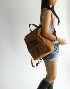 backpackBrown