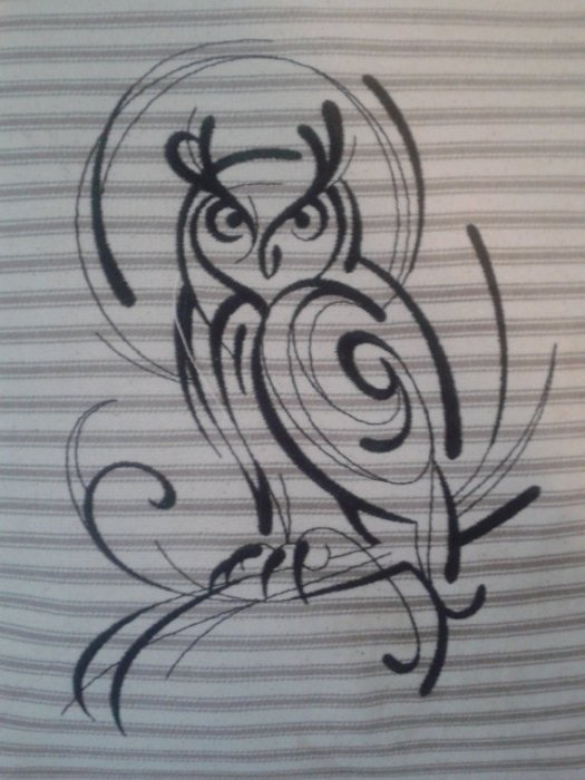 owlpillow