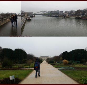Images from our very first walk around the city, we crossed the River Seine and walked around Jardin des Plantes. Paris has quite a number of these big parks.