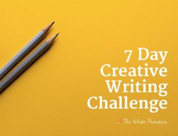 7-day-creative-writing-challenge