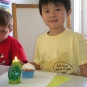 Tobias' 5th Birthday
