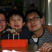 Tobias' 9th Birthday