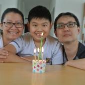 Tobias' 13th Birthday